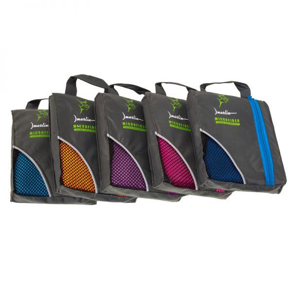 Полотенце Marlin Microfiber Travel Towel Dark Purple