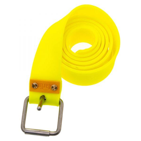 Ремень для грузов эластичный марсельский Marlin Yellow