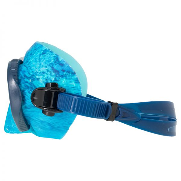 Маска Marlin Matte 2.0 Camo Blue