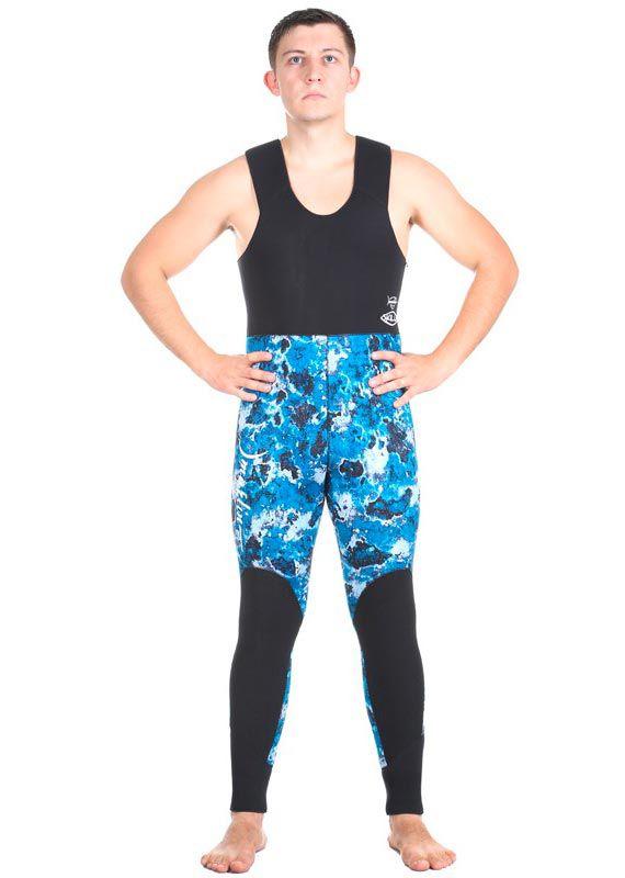 Штаны Marlin Skilur Blue 7 мм