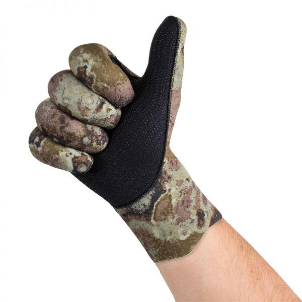 Перчатки Marlin Ultrastretch Green 3 мм