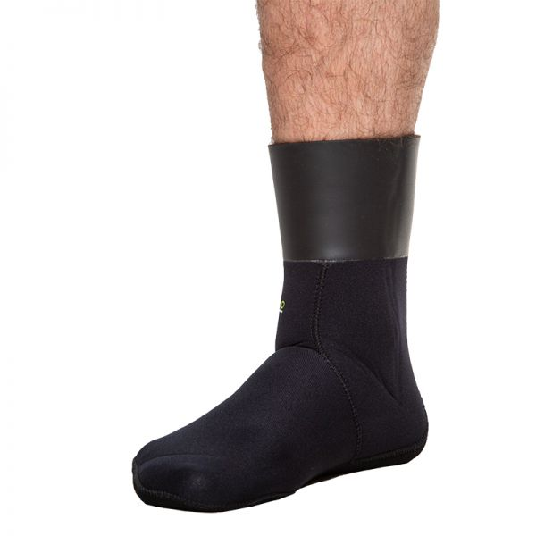 Носки Marlin WaterLock Nylon Eco Black 7 мм