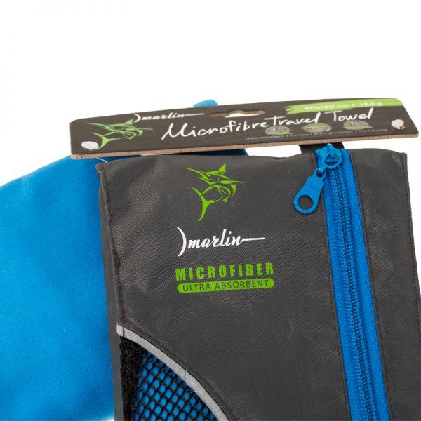 Полотенце Marlin Microfiber Travel Towel Blue