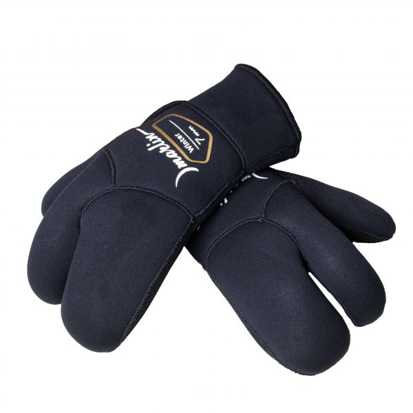 Трехпалые перчатки Marlin Winter Sheico 7 мм