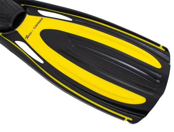 Ласты с закрытой пяткой Marlin Cayman Yellow