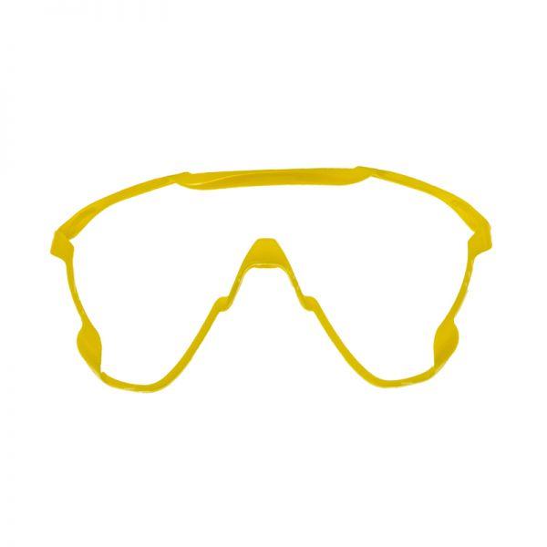 Рамка для маски Marlin Enjoy Yellow