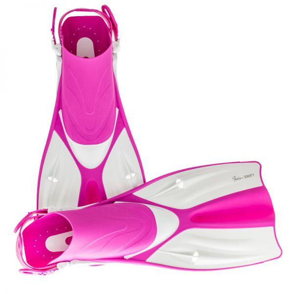Ласты для бассейна Marlin Swift Pink
