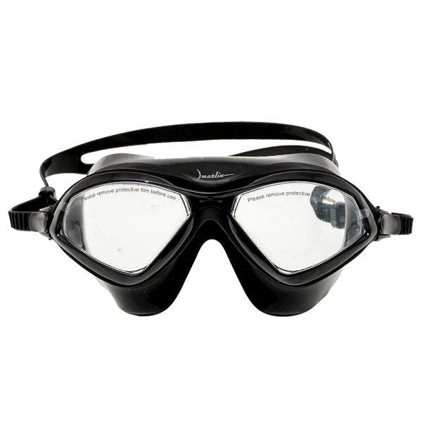 Очки для плавания Marlin Swim Black