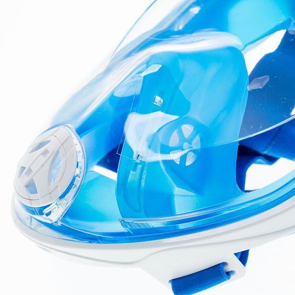 Маска Marlin Vision White/Blue