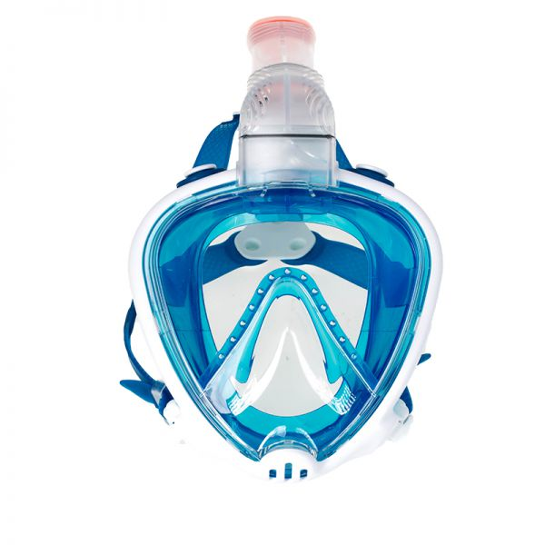 Маска Marlin Full Face White/blue