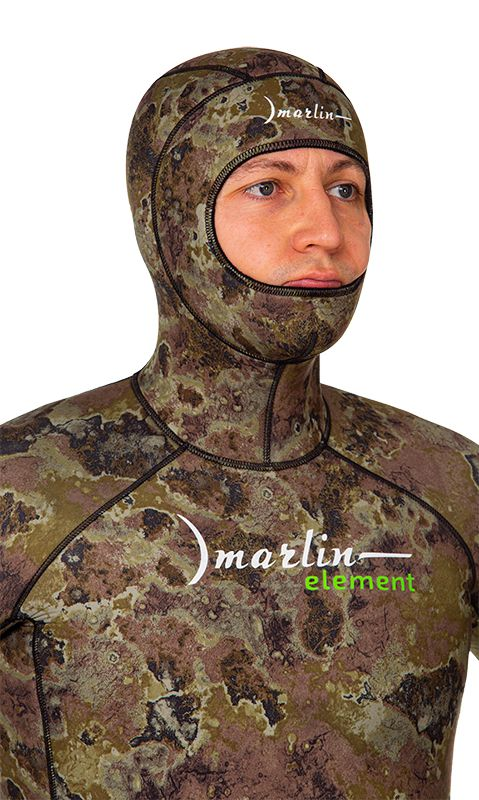 Гидрокостюм Marlin Element Green 10 мм