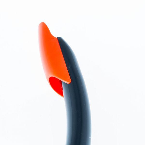 Трубка Marlin Wave Black/orange