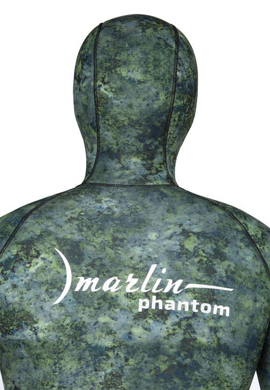 Гидрокостюм Marlin Phantom Emerald 7 мм