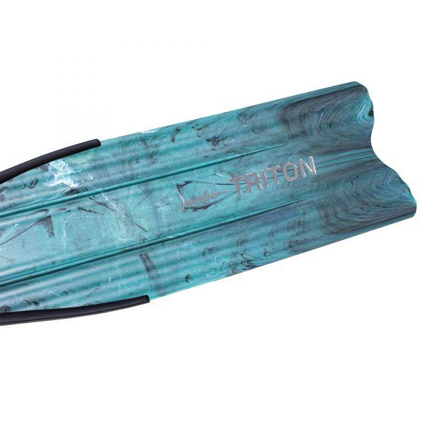 Ласты длинные Marlin Triton Green