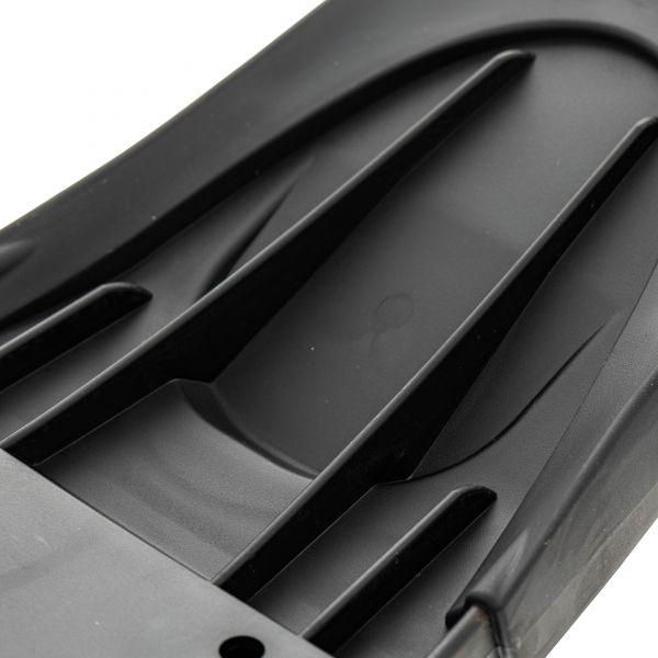 Ласты длинные Marlin One Black