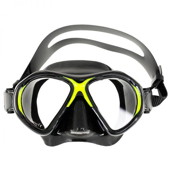 Маска Marlin Superba Black/Yellow