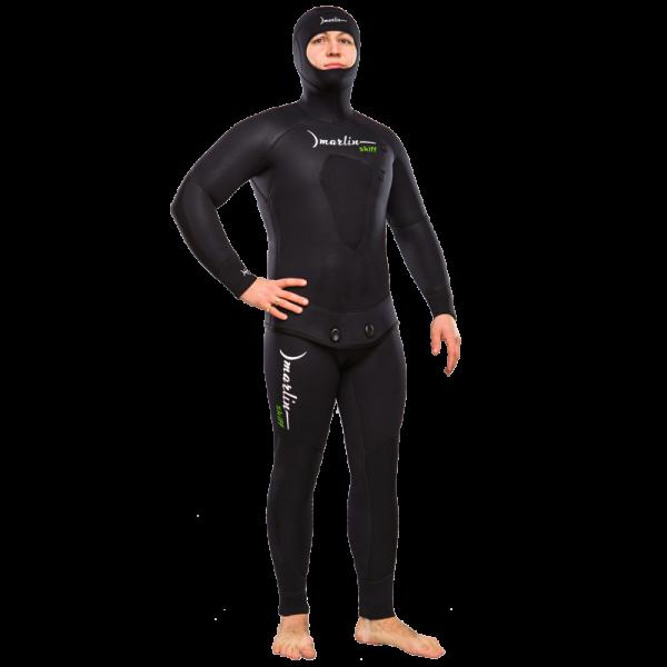 Гидрокостюм Marlin Skiff 2.0 3 мм (короткие штаны)