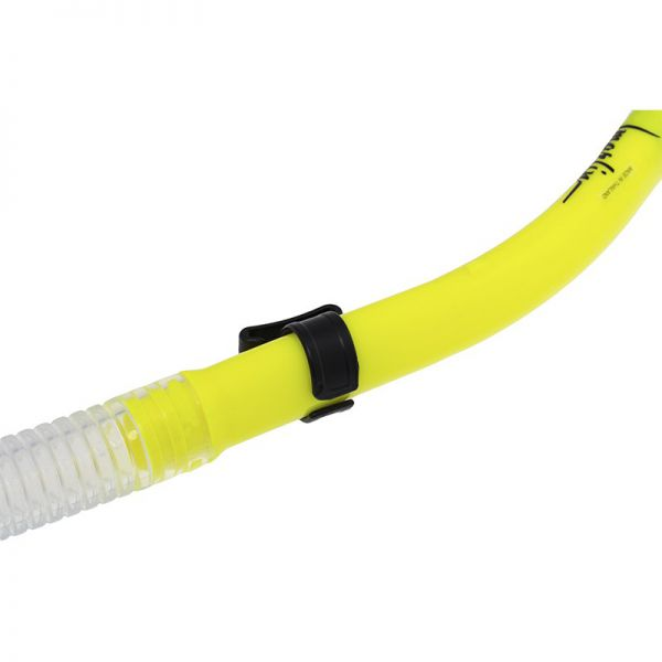 Трубка Marlin Bali Yellow/Black