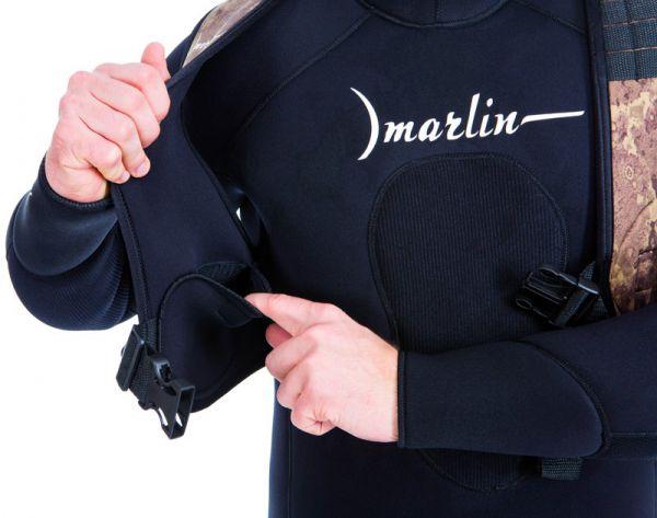 Жилет грузовой быстросъемный Marlin Vest Oliva