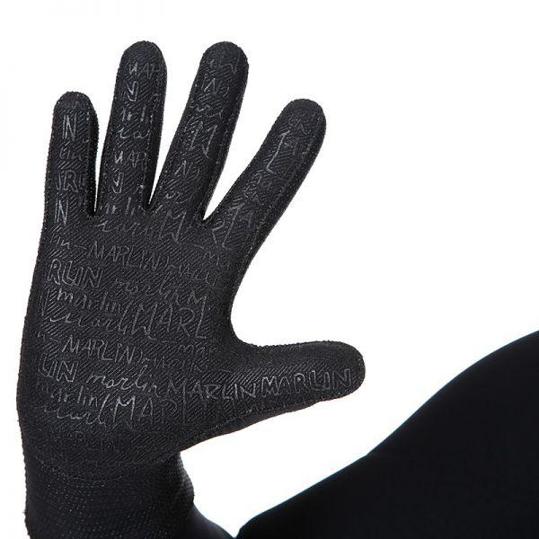 Перчатки Marlin Ultrastretch Black 3 мм
