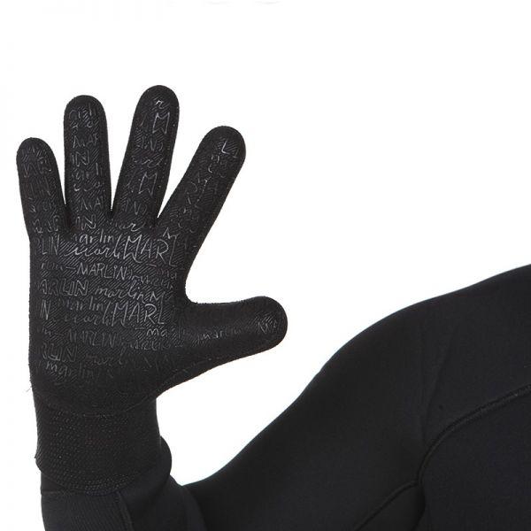 Перчатки Marlin Ultrastretch Black 5 мм