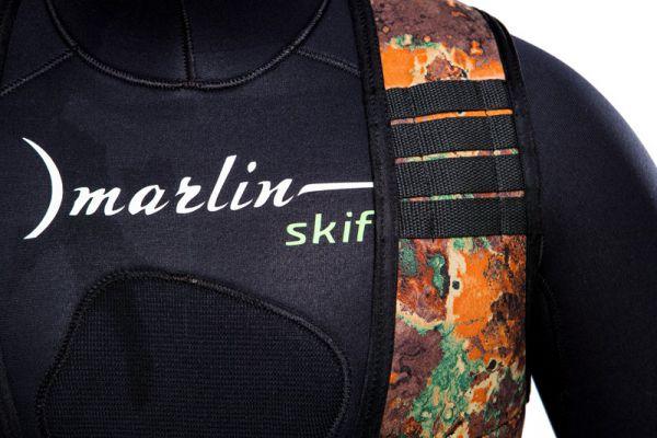 Жилет грузовой быстросъемный Marlin Vest Brown