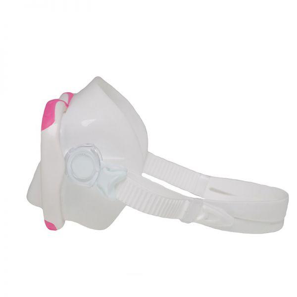 Маска Marlin Twist Pink/White